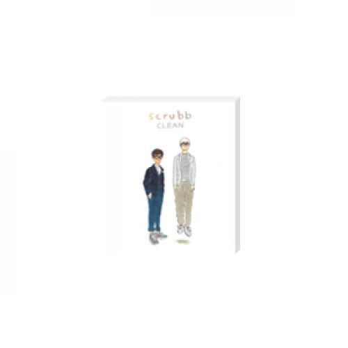 Scrubb Clean – CD Album พร้อมลายเซ็น