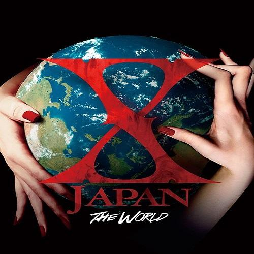 First world's greatest hits album - XJAPAN