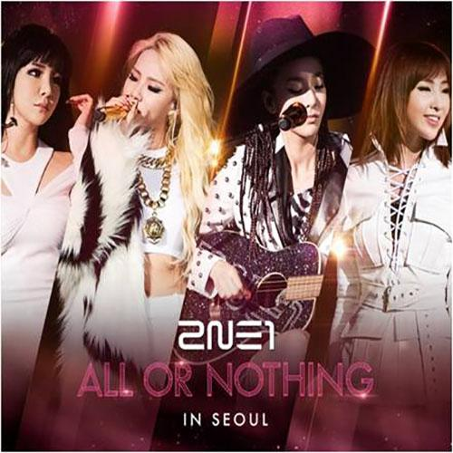 2014 2NE1 WORLD TOUR LIVE-ALL OR NOTHING IN SEOUL