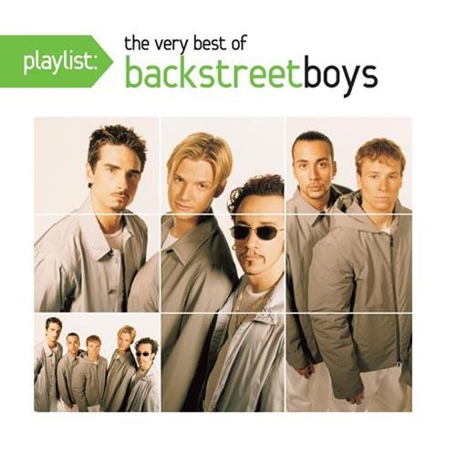 PLAYLIST THE VERY BEST OF BACKSTREET BOYS