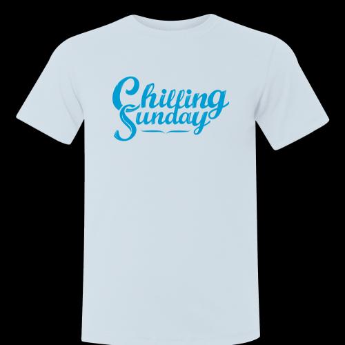 Chilling Sunday T-shirt Size XL