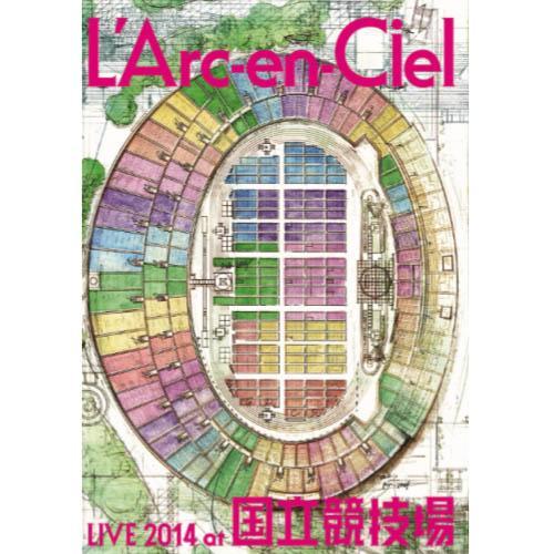 L Arc-en-Ciel Live 2014 at Kokuritsu Kyougijyou