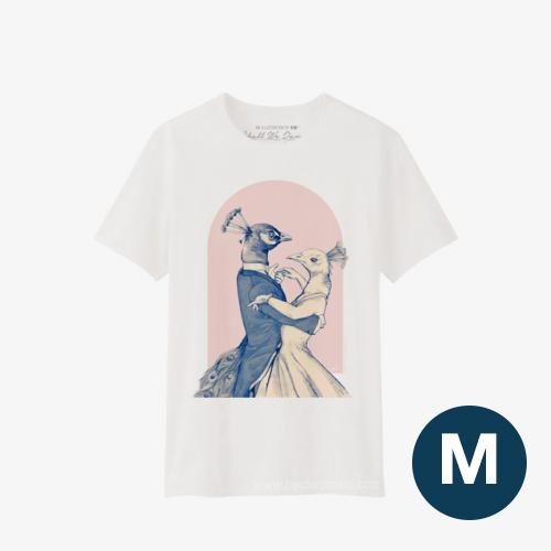 Shall We Dance T-Shirt PINK Size M