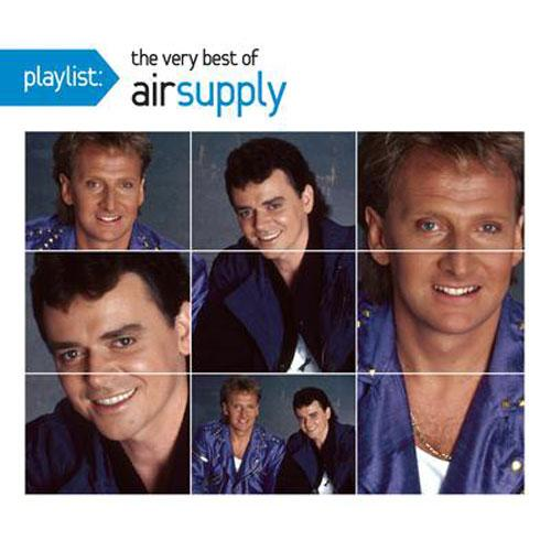 The Very Best Of Air Supply