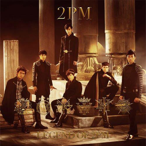 Legend of 2PM