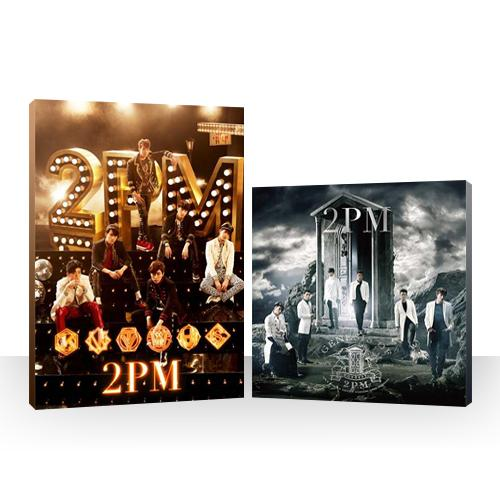 Double Package 2 2PM OF 2PM (Limited B) + GENESIS OF 2PM
