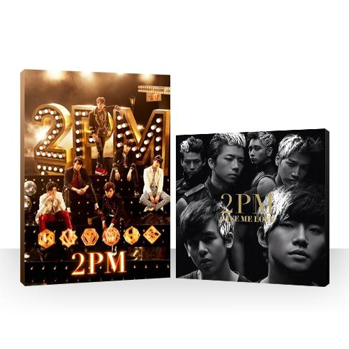 Double Package 3 2PM OF 2PM (Limited B) + GIVE ME LOVE