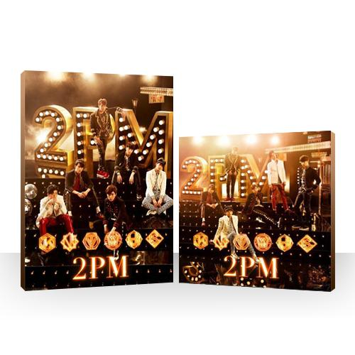 Double Package 4 2PM OF 2PM (Limited B) + 2PM OF 2PM (Standard)