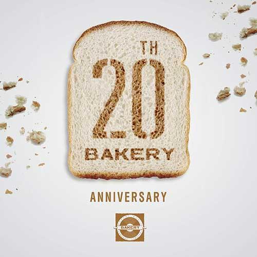 20th Bakery Anniversary