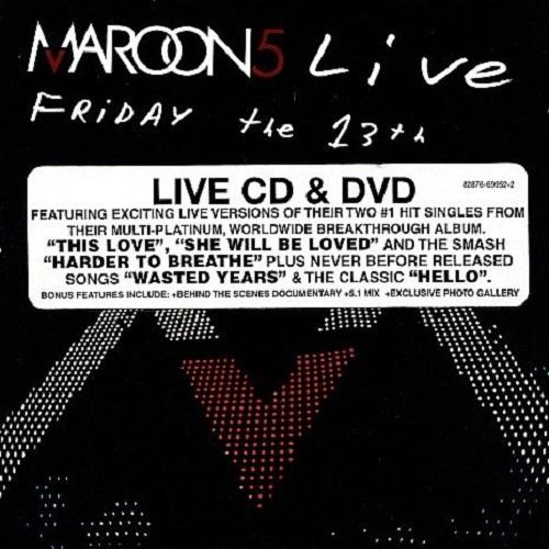 Live Friday The 13th (CD + DVD)