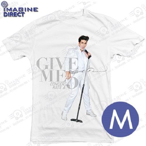 T-Shirt Give Me 5 แบบยืนณเดช M