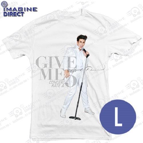 T-Shirt Give Me 5 แบบยืนณเดช L