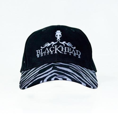 หมวก Blackhead สีดำ