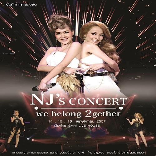 NJ's Concert : We Belong 2gether