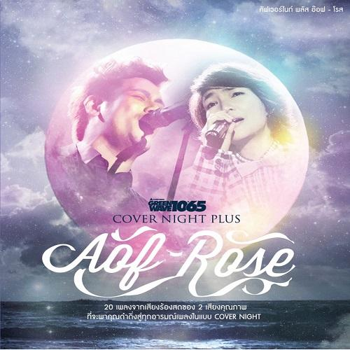 COVER NIGHT PLUS AOF-ROSE