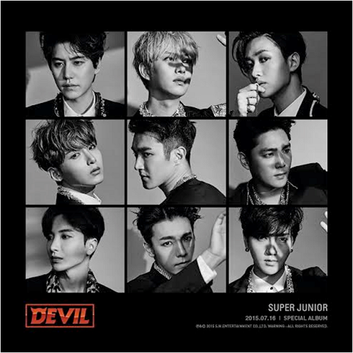 Special Album : DEVIL [ LOCAL ]