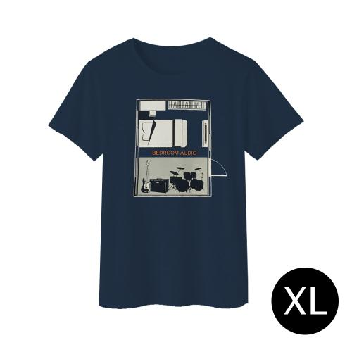BEDROOM AUDIO T-SHIRT CAT EXPRO Size XL