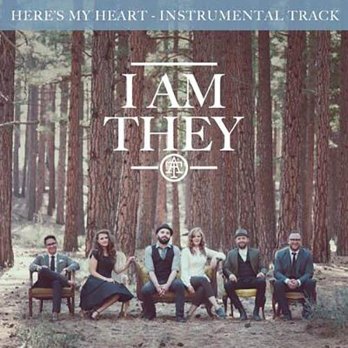 Here's My Heart (Instrumental Track)