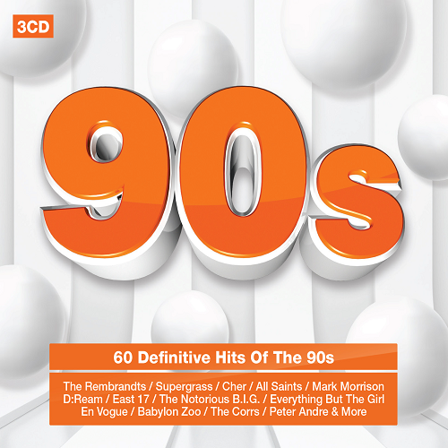 90s The Definitive Hits of the 90s
