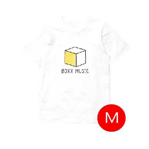 T-Shirt BOXX Music สีขาว Size M