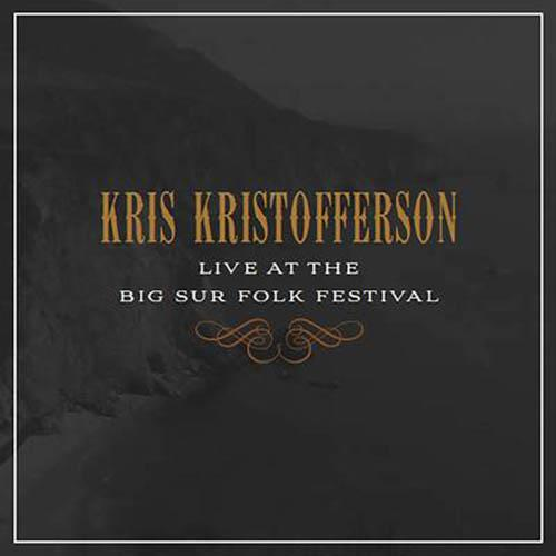 Live at the Big Sur Folk Festival