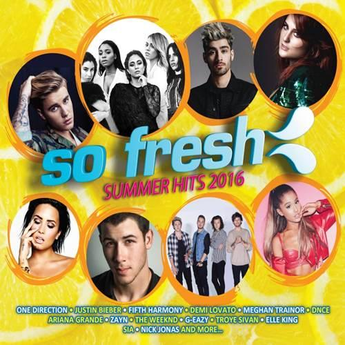 So Fresh:  SUMMER hits 2016