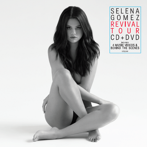 Selena Gomez – Revival Asia Tour Edition