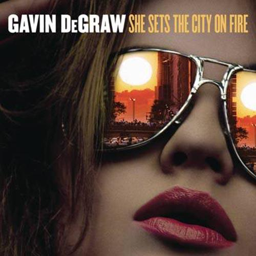 She Sets The City On Fire