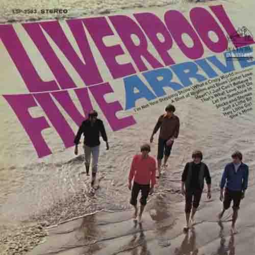 Liverpool Five Arrive