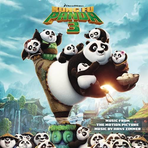 KUNG FU PANDA 3 (ORIGINAL MOTION PICTURE SOUNDTRACK)