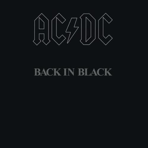 BCAK IN BLACK (180G VINYL)