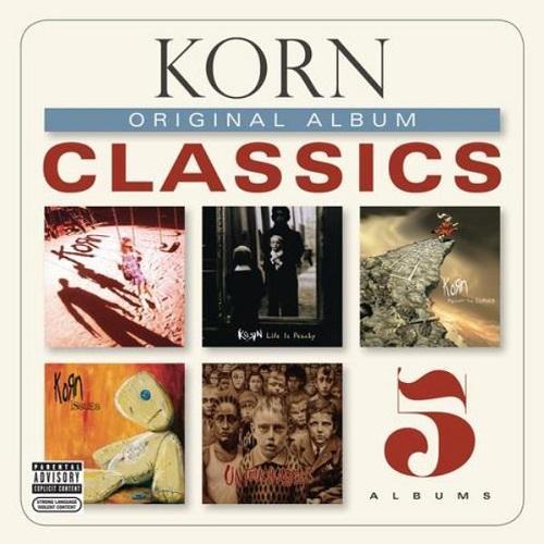 Original Album Classics new U.S. Version