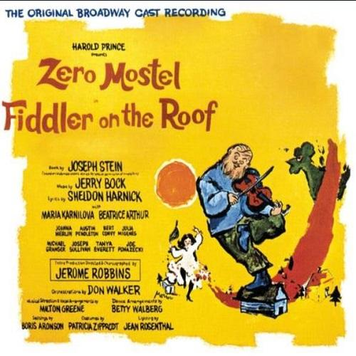 Fiddler On The Roof (Original 1964 Broadway Cast Recording)