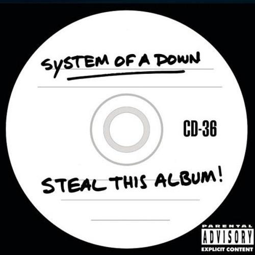 Steal This Album! (PA)