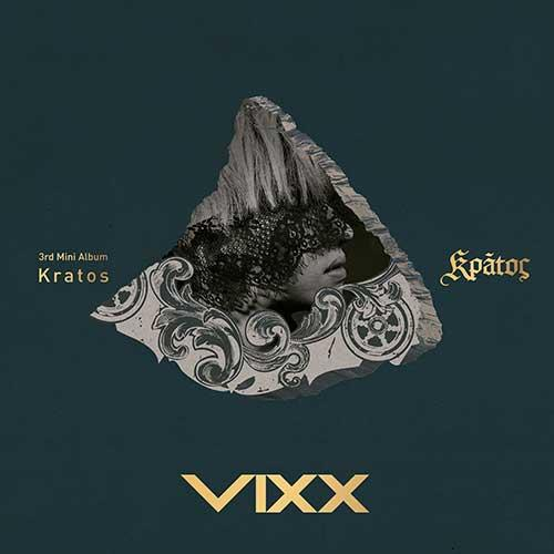 3rd Mini Album『 Kratos』