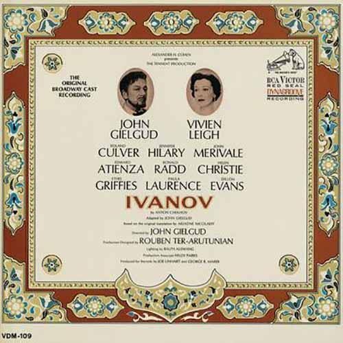 Alexander H. Cohen Presents The Tennent Production Ivanov