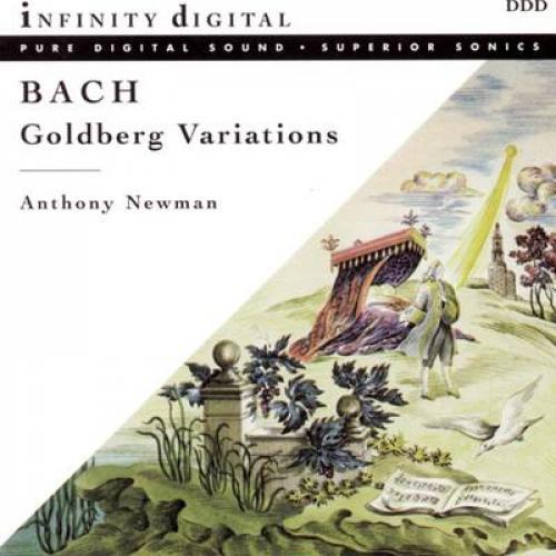 INFINITY DIGITAL: Goldberg Variations