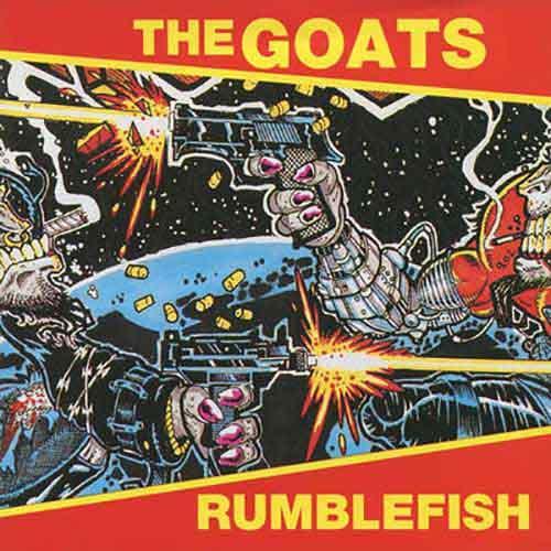 Rumblefish EP