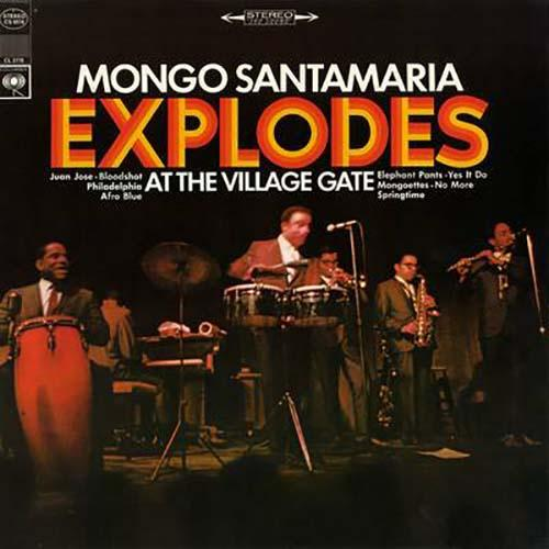 Explodes at the Village Gate