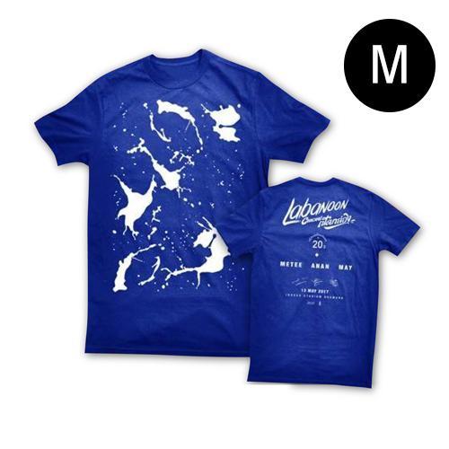 Labanoon เปิดกล่อง T-Shirt สีน้ำเงิน M