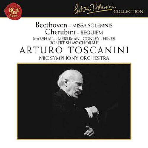 Beethoven: Missa Solemnis, Op. 123 - Cherubini: Requiem Mass No. 1 in C Minor