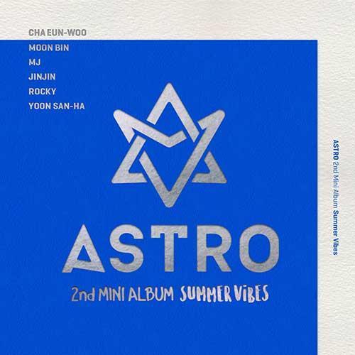 2nd Mini Album『Summer Vibes』