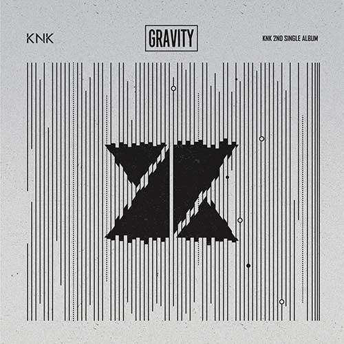 2nd Single Album 『GRAVITY』