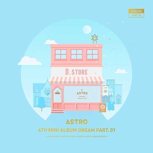 4th Mini Album『Dream Part.01』