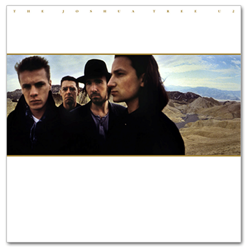The Joshua Tree (30th Anniversary Edition / Deluxe 2CD)