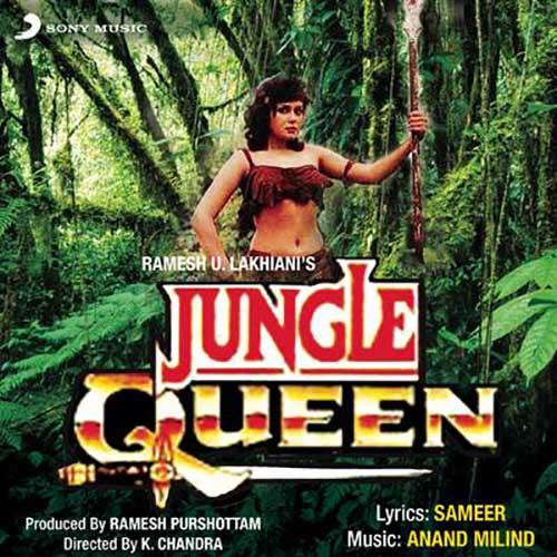 Jungle Queen (Original Motion Picture Soundtrack)