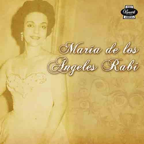 María de los Ángeles Rabí (Remasterizado)