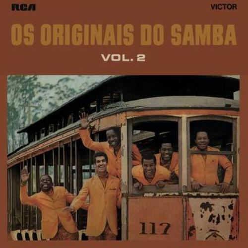 Os Originais do Samba, Vol. 2