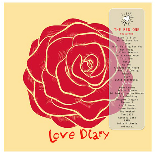Love Diary (The Red Edition)