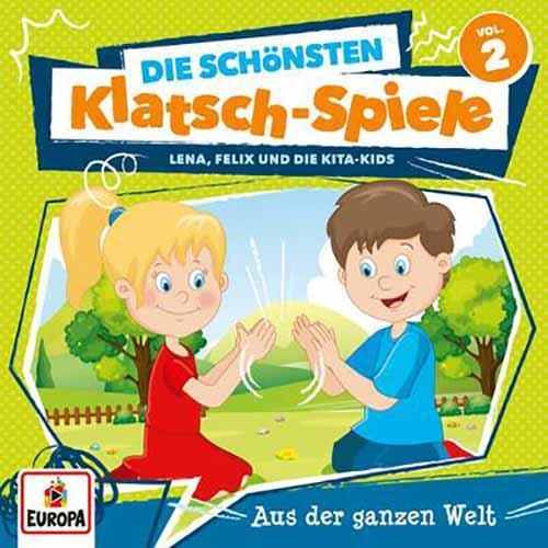 Die schönsten Klatsch-Spiele, Vol. 2